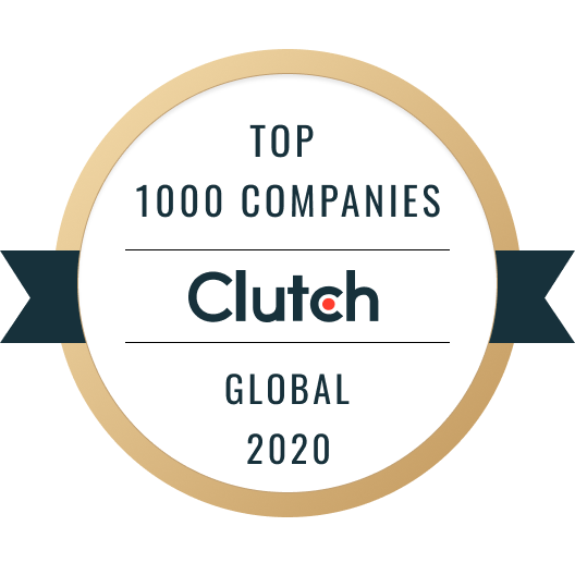 Clutch Honors the Top 1000 Service Providers