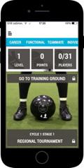 soccer trainning app