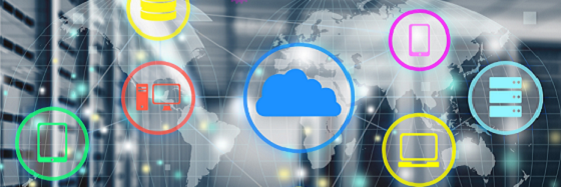 Cloud computing services.  DevCom - Top custom outsourcing software development company.