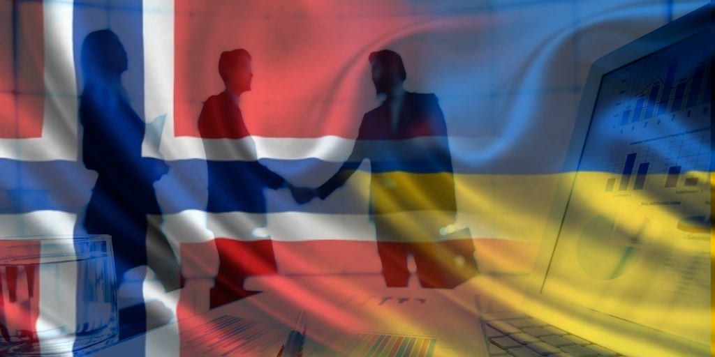 Ukraine - Norway DevCom IT forum
