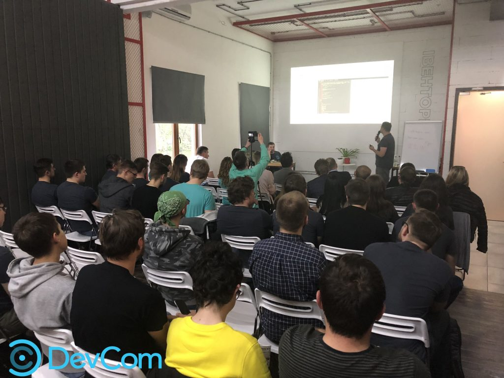 DevCom - All hands May meeting