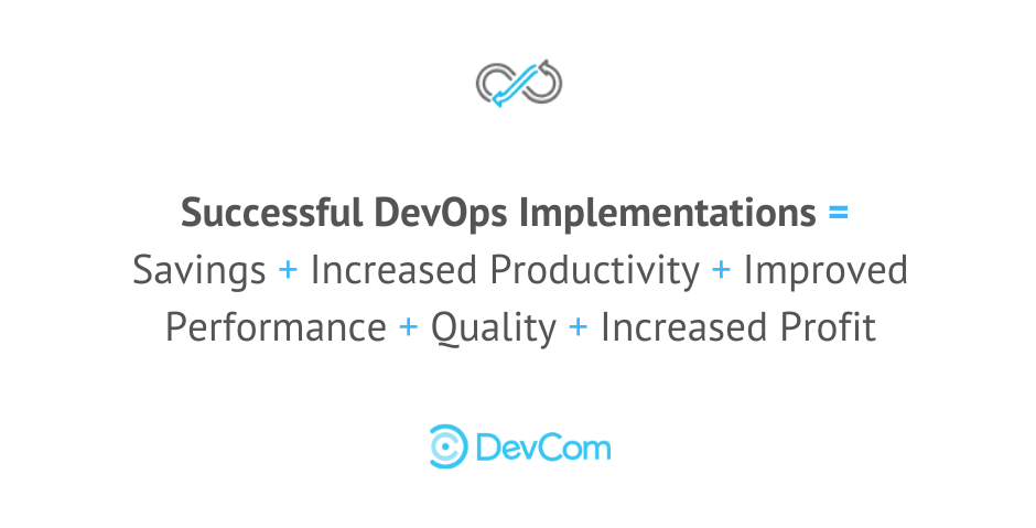 DevCom. Successful DevOps Implementations