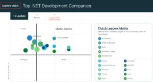 Top .NET Development Companies