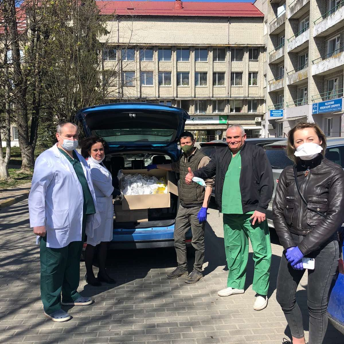 DevCom Has Donated to Lviv City Hospital Dealing With COVID-19 Outbreak