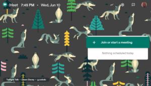 Google Meet for remote teams
