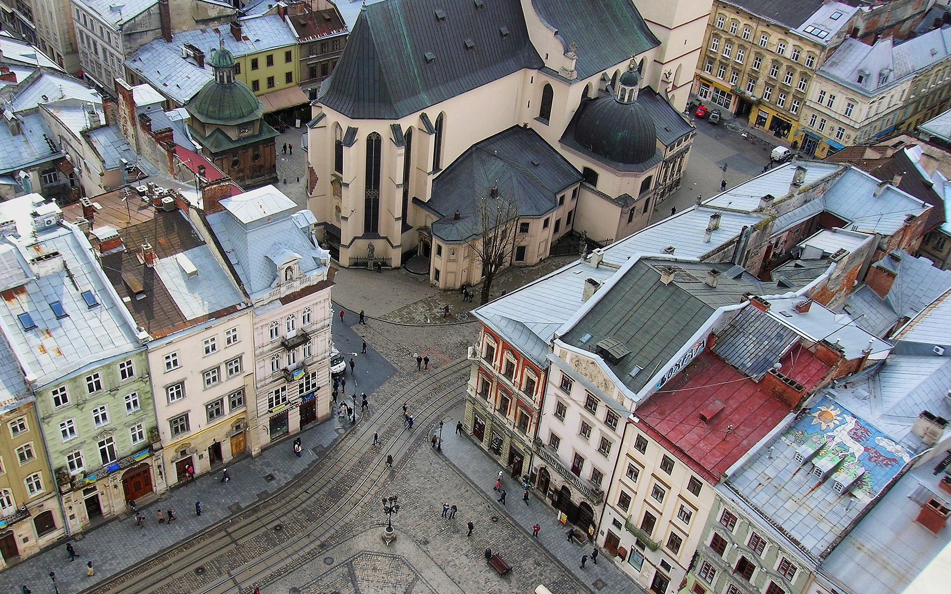 Lviv IT outsourcing
