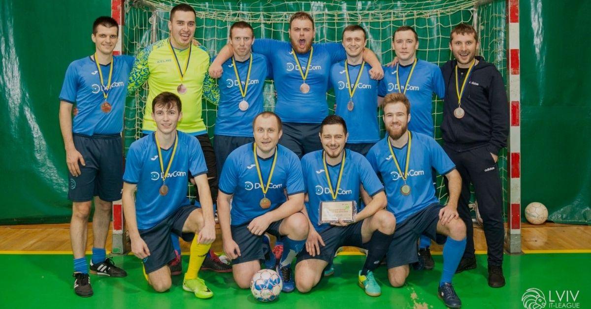 DevCom Futsal Team