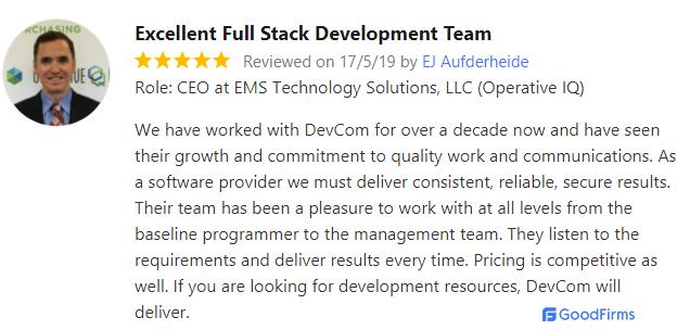 DevCom-software-review